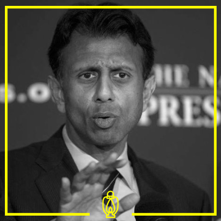 Bobby Jindal - Jindal is a right-wing Republican politician who served as the governor of Louisiana between 2008 and 2016.