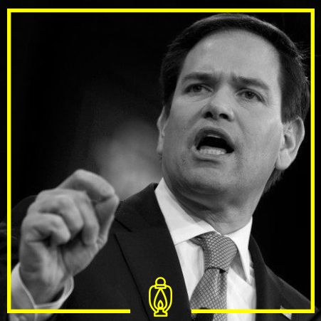 Marco Rubio - Rubio is an Republican politician and attorney. He is currently serving as a senator from Florida.