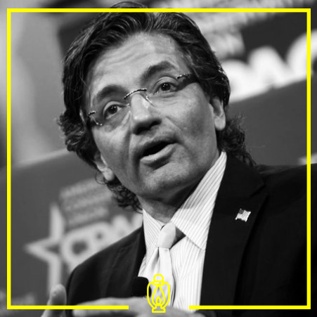 Zuhdi Jasser - Jasser is a former Navy officer, physician and Republican Muslim founder of American Islamic Forum for Democracy AIFD.