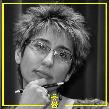"Irshad Manji - Manji is a Canadian author and self-described ""Muslim reformer."""