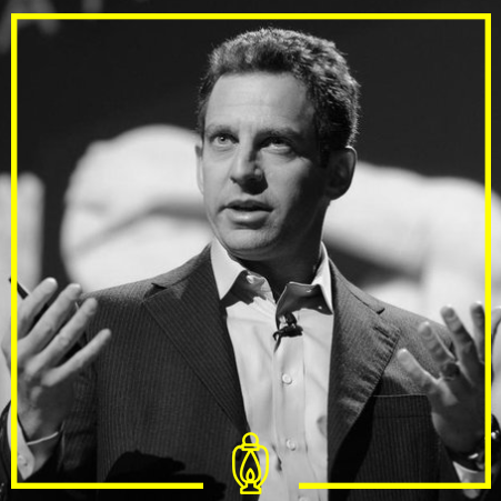"Sam Harris - Harris is a prominent figure in the movement of ""New Atheism"" who believes Islam is a unique threat to the world that must be eliminated, violently if necessary."