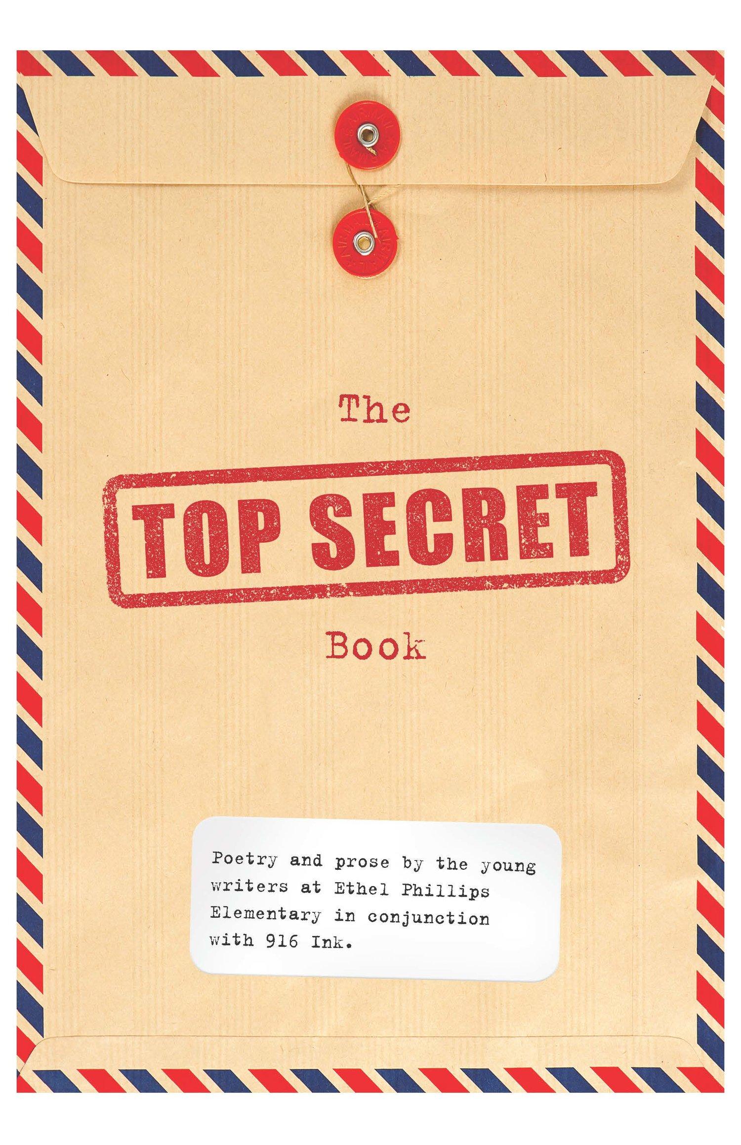 The Top Secret Book — 916 Ink