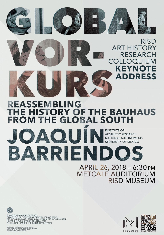 2018 Keynote Address Poster