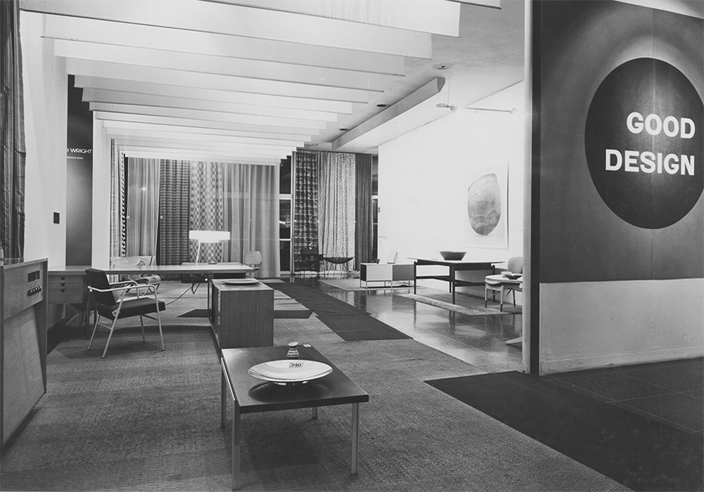 Good Design Exhibition, November 27, 1951–January 27, 1952, MoMA, New York