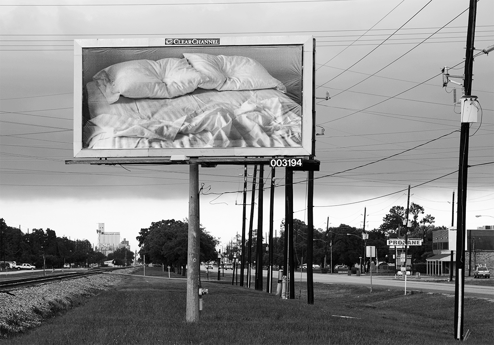 Felix Gonzalez-Torres, Untitled, 1991, Billboard