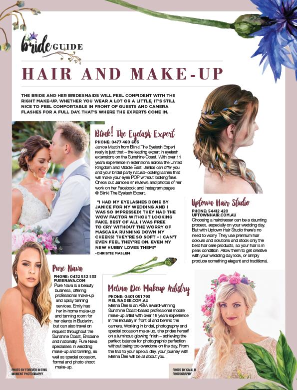 profile magazine - bride guide 2018