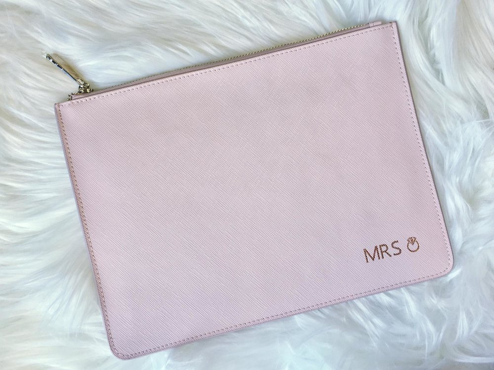 loving the bridal clutches by miss monogram - WWW.MISSMONOGRAM.COM.AU