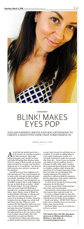 Sunshine Coast Daily Life & Style Magazine. March 2018