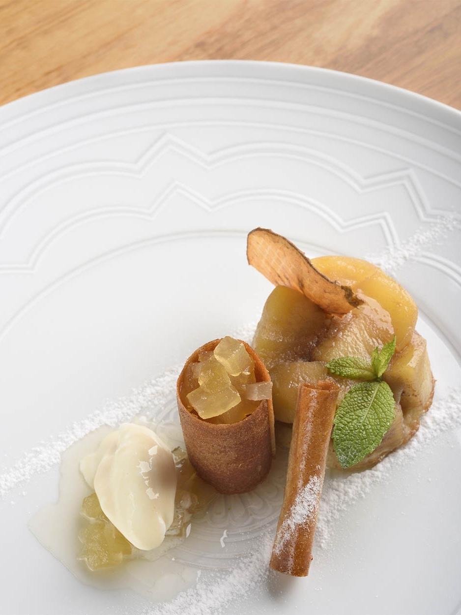 Texturas de maçã - Ano 2008