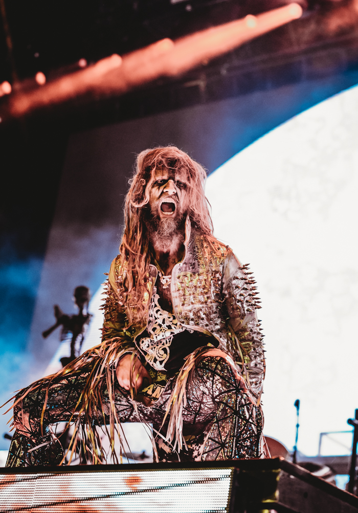 Rob Zombie at Knotfest 2017