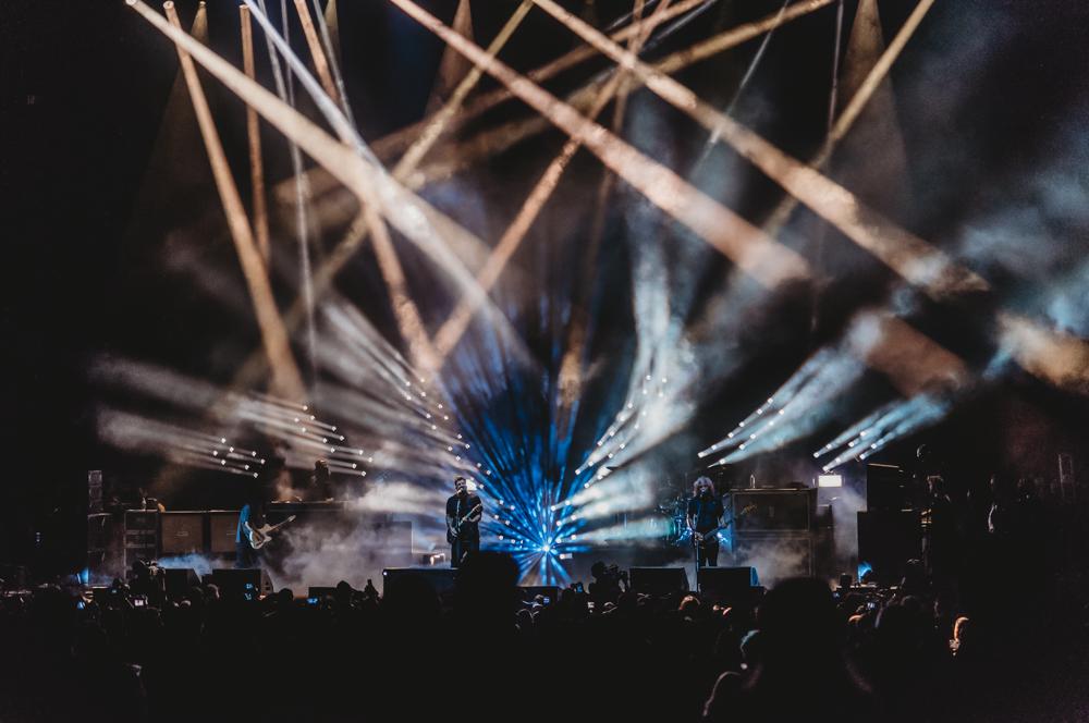 Deftones at Ozzfest 2017