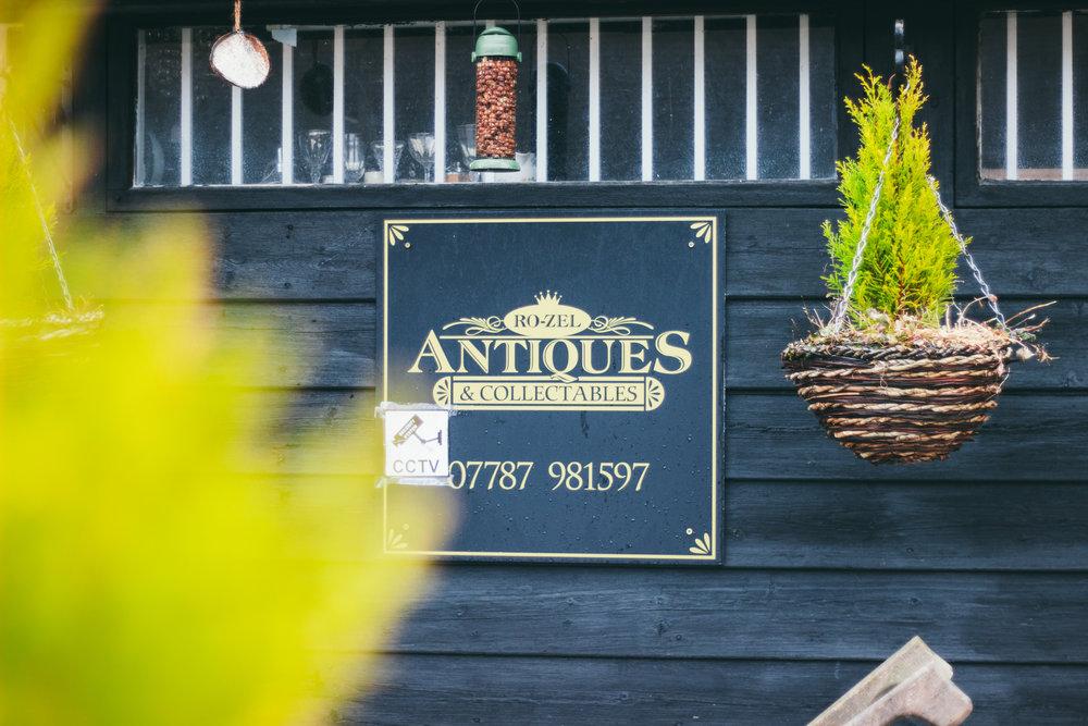 antiques wimborne
