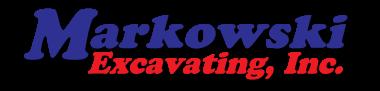 Markowski Excavating's Logo