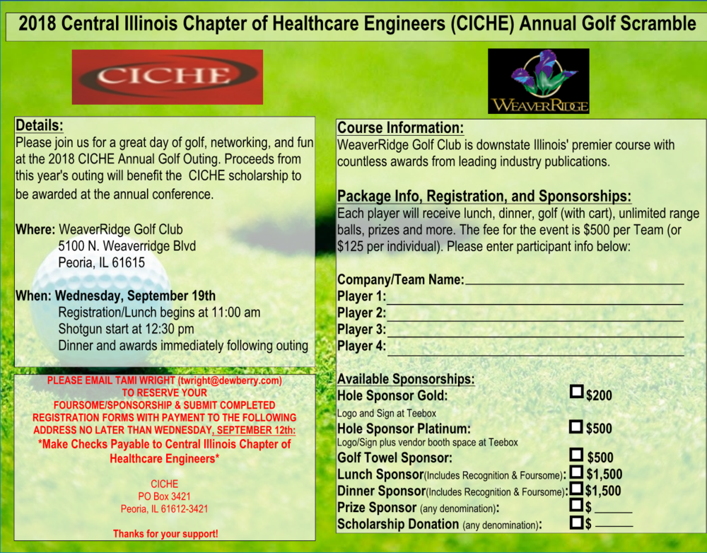 CICHE Golf Outing Registration Form.PNG