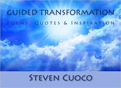 Changed Me For The Better!    Often we have to remind ourselves that it takes the initiation of an idea by a single person to open windows of possibilities to enhance our lives - that person in the case of this book is Mr. Steven Cuoco, author, website creator, innovator and inspirational speaker. Here is a man who treasures his relationship to his fellowman and uses his thoughts to share meaningful quotations that have been an inspiration to him and to those around him.  Taylor Martinez: U.S. Marine Corps.