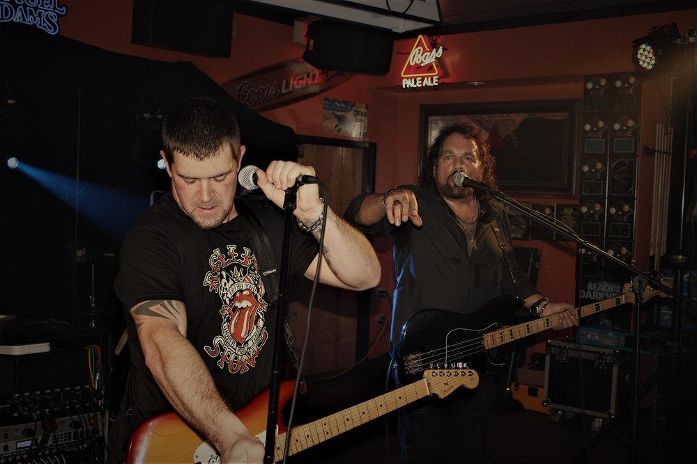 Bryn Duffield & Tommy Giovarelli