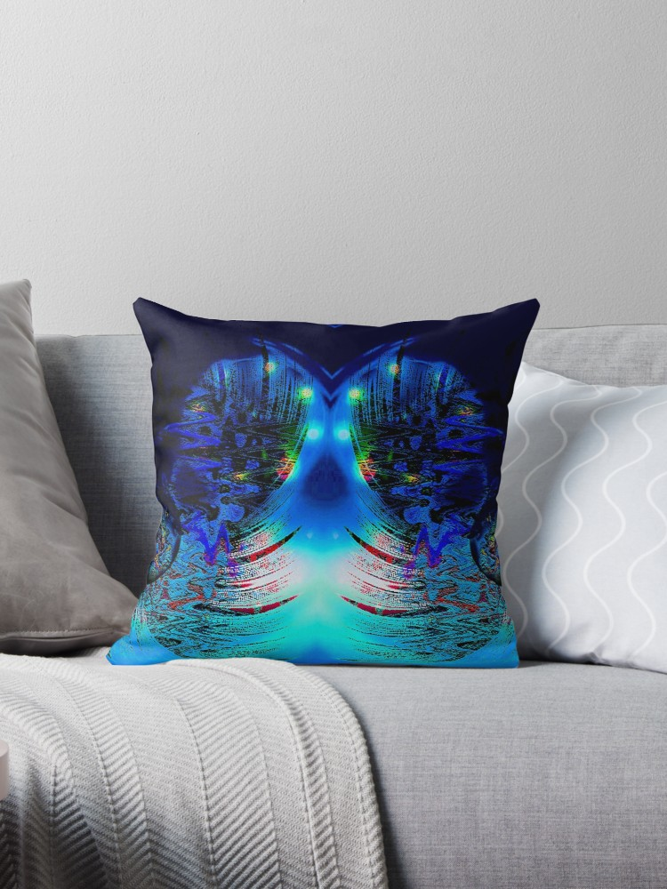 - Throw Pillows