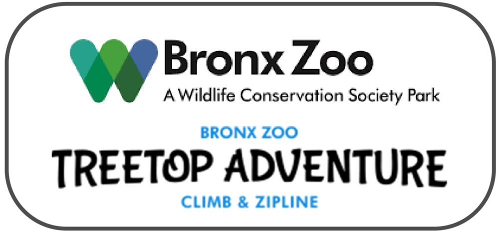 Bronx Zoo, Treetop Adventure and Nature Trek