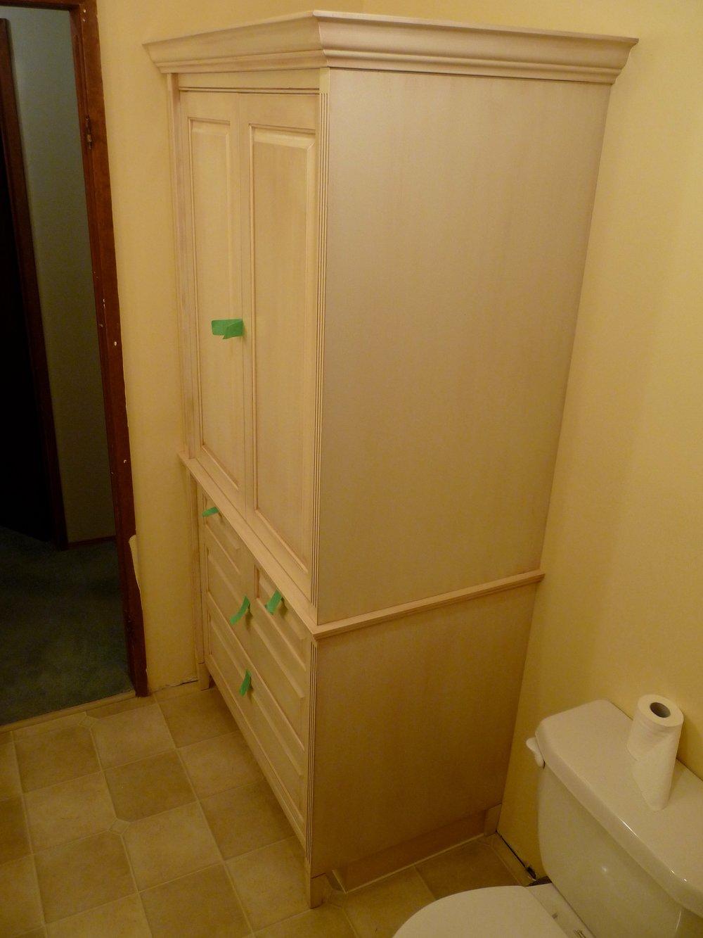 Bathroom Armoire