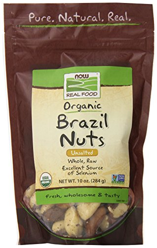 NOW Foods Organic Brazil Nuts