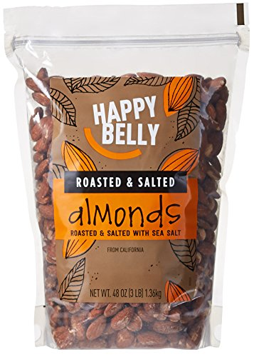 Happy Belly Roasted & Salted California Almonds