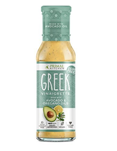 Primal Kitchen - Greek, Avocado Oil-Based Dressing and Marinade