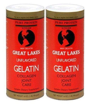 Great Lakes Unflavored Beef Gelatin, Kosher