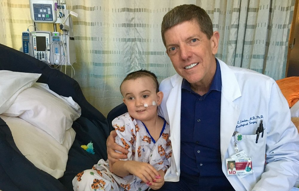 William Loudon, MD, PhD, Chair, Neurosurgery, Children's Hospital of Orange County