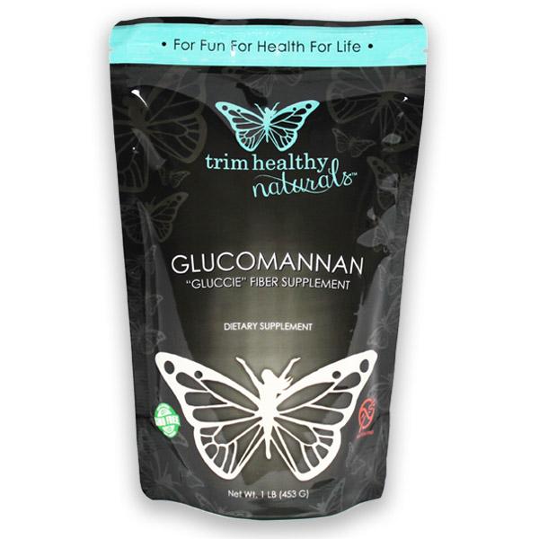 Trim Healthy Mama Glucomannan Dietary Fiber