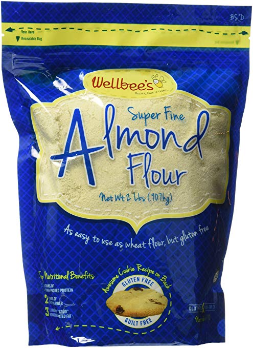 Wellbee's Super Fine Blanched Almond Flour
