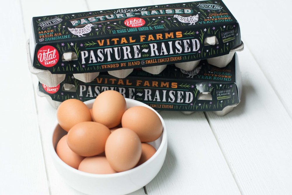 Vital Farms, Alfresco, Pasture Raised Grade A Large Eggs