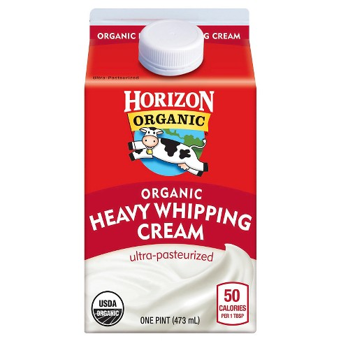 Horizon Organic, Heavy Whipping Cream