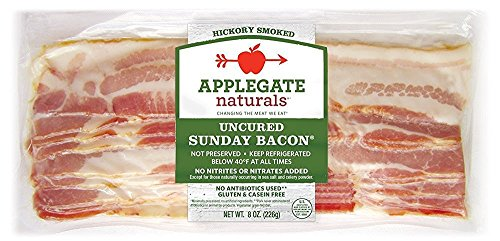 Applegate, Natural Uncured Sunday Bacon