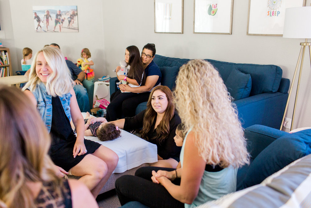 The Ohana Project - An Orange County, California-based program that combines integrative therapies such as acupuncture, with in-person and online peer support and preventive health behavior education.