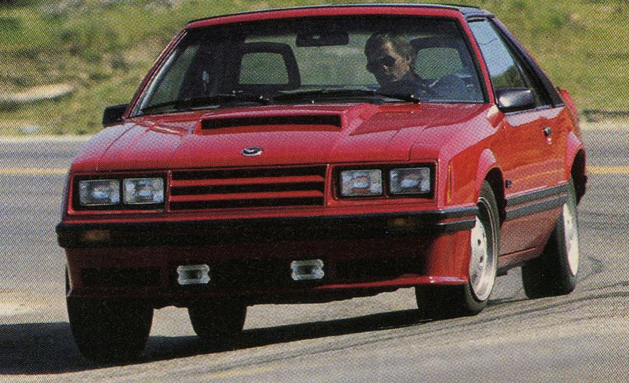 1982 Ford Mustang Gt Stangbangers