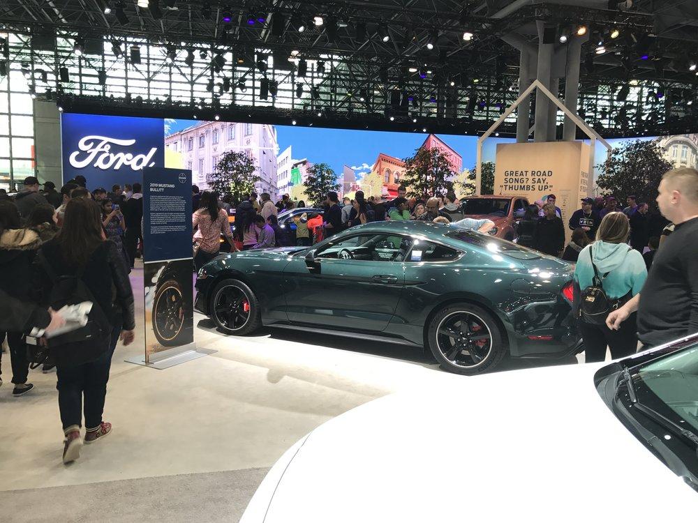 New York International Auto Show StangBangers - Nyc car show javits center