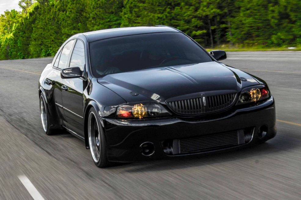 Lincoln Ls David Norton