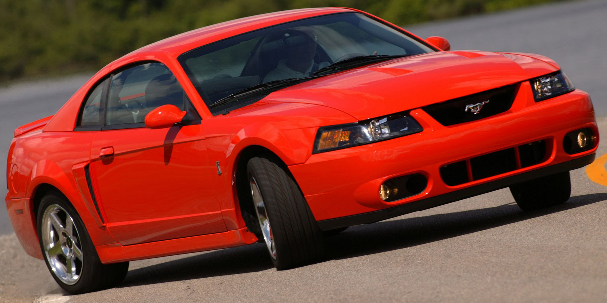 A 2004 ford mustang svt cobra is still a monster today stangbangers
