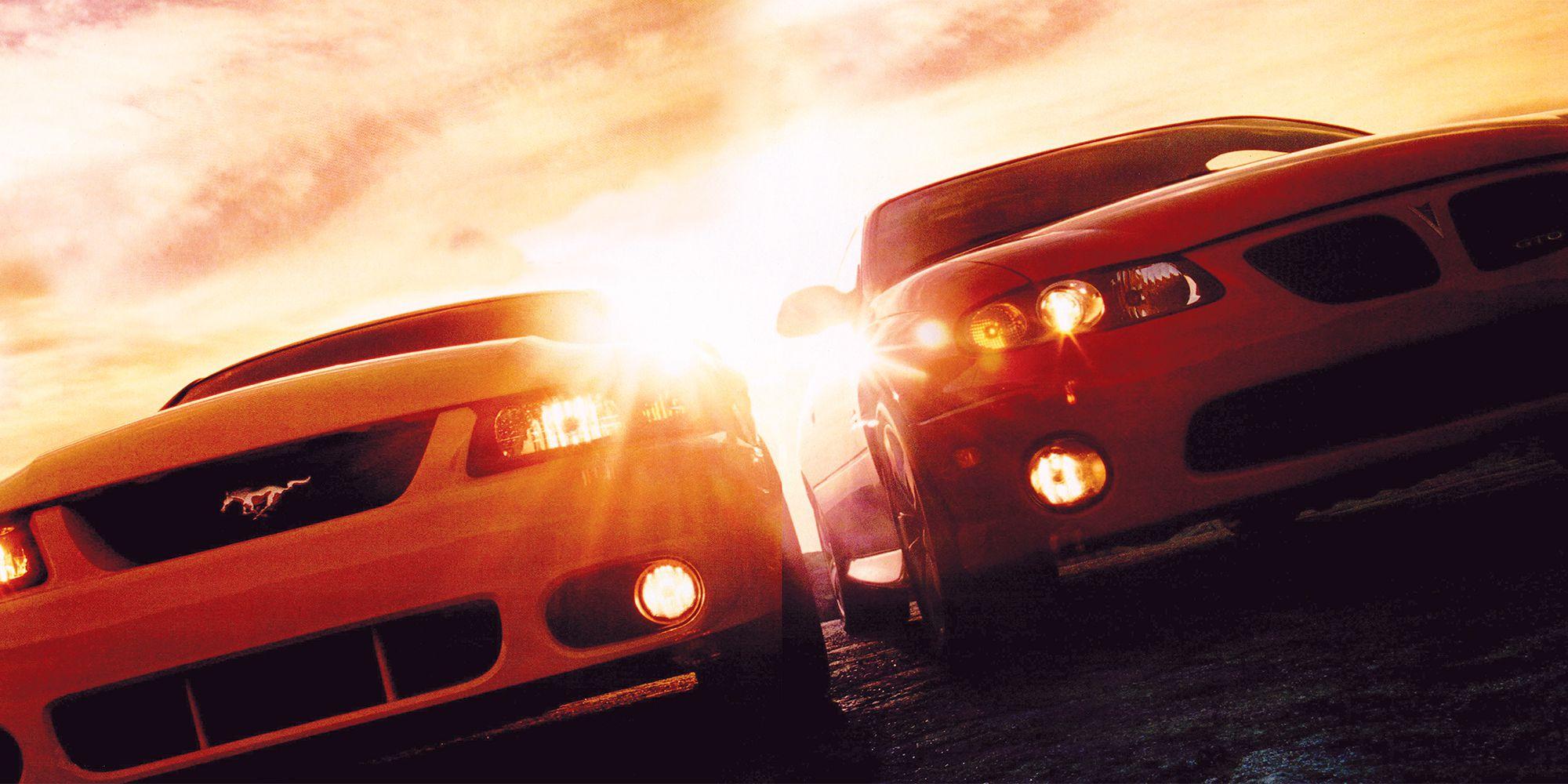 2004 Ford Mustang Svt Cobra Vs Pontiac Gto Stangbangers 1988 Fog Lights