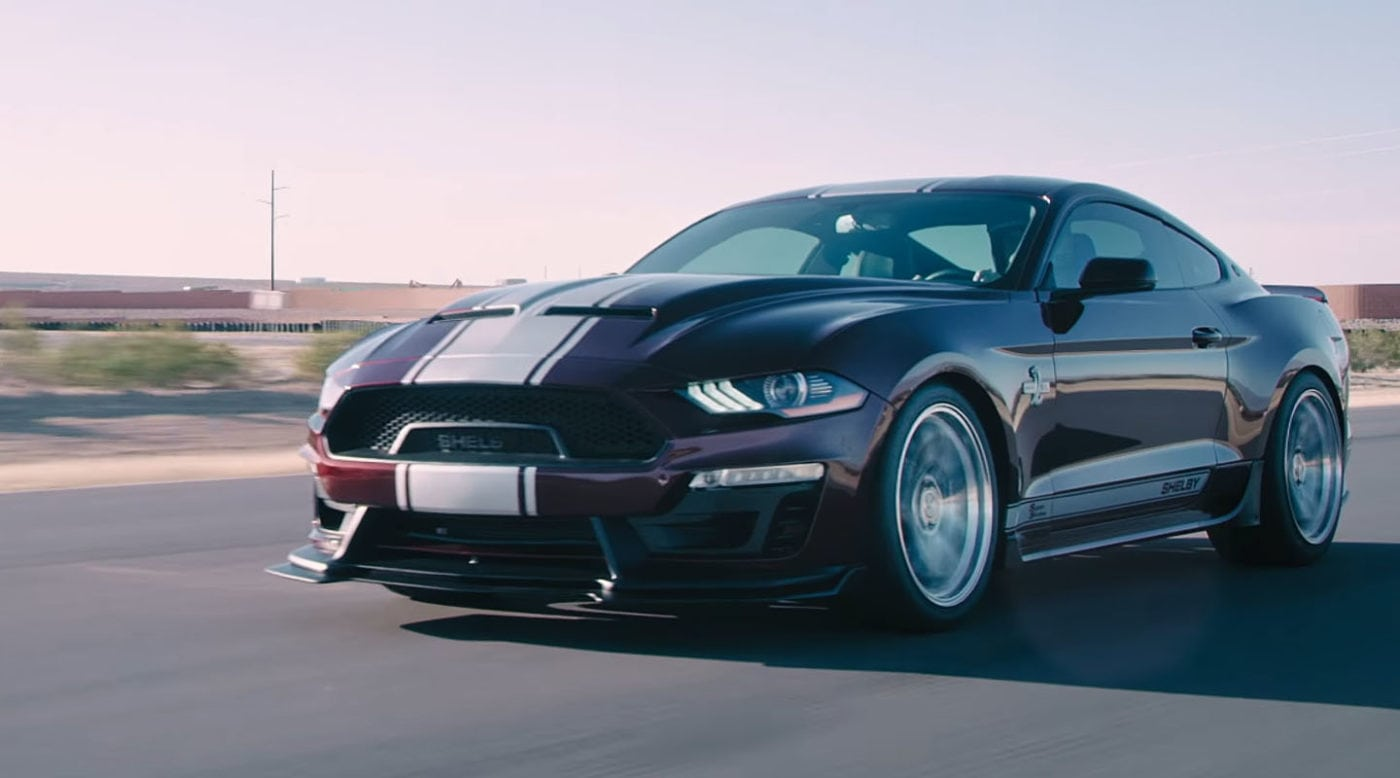 2018 ford mustang shelby super snake package unveiled stangbangers