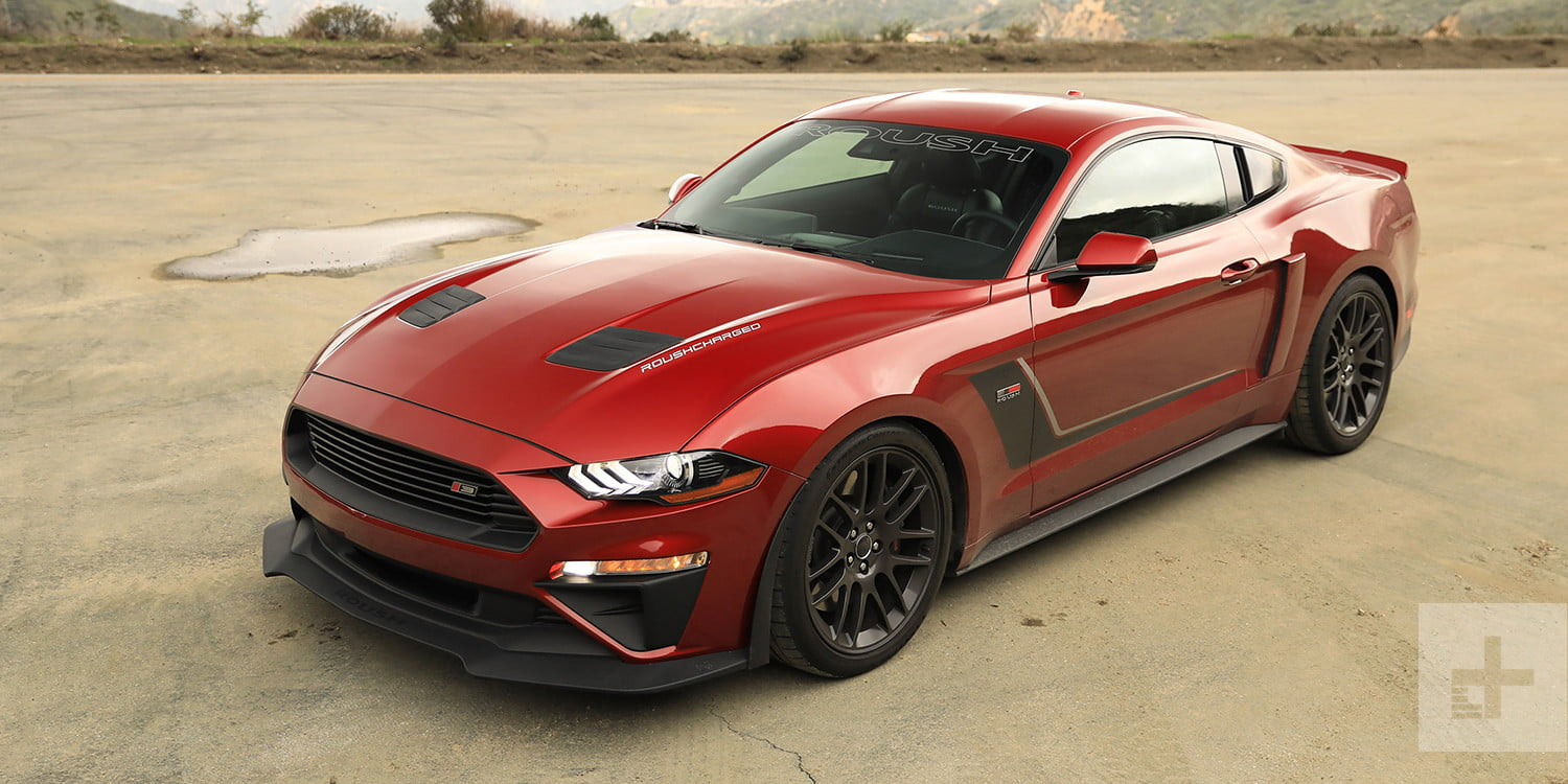 2019 ford mustang roush stage 3 review