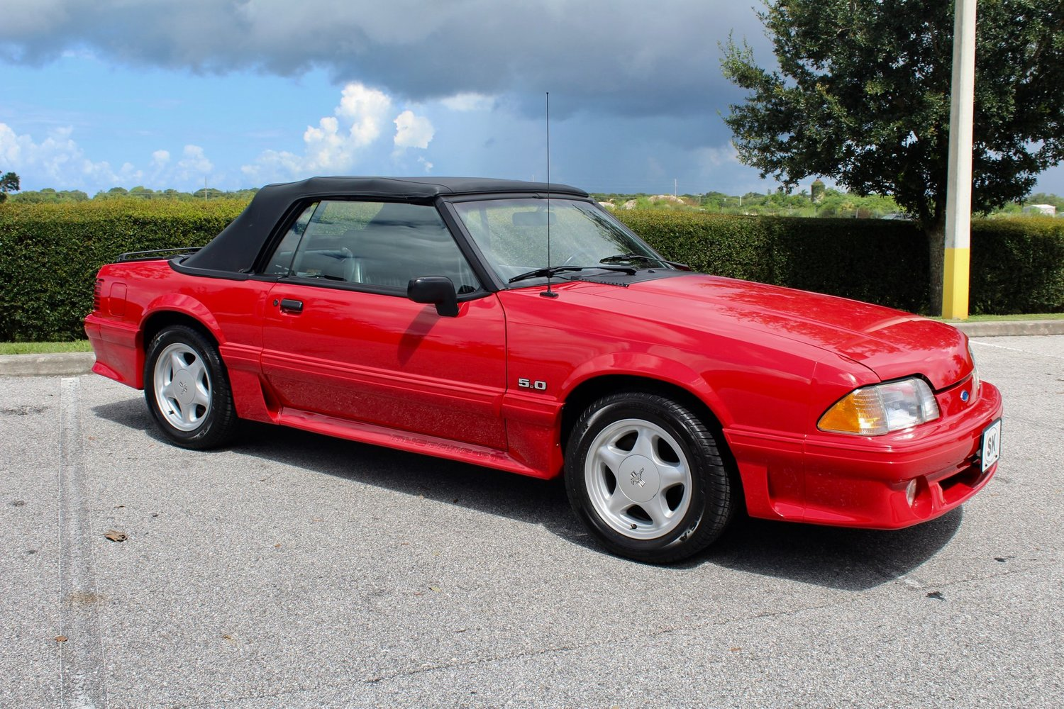 For sale 1992 ford mustang gt 5 0 convertible 5 speed stangbangers