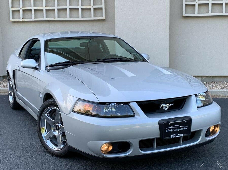 For Sale 2004 Ford Mustang Svt Cobra Terminator 6 Speed 6k