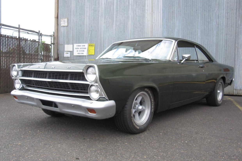 For Sale 1967 Ford Fairlane 500 2 Door Hardtop 289ci V8 C4 3 Speed Auto Stangbangers