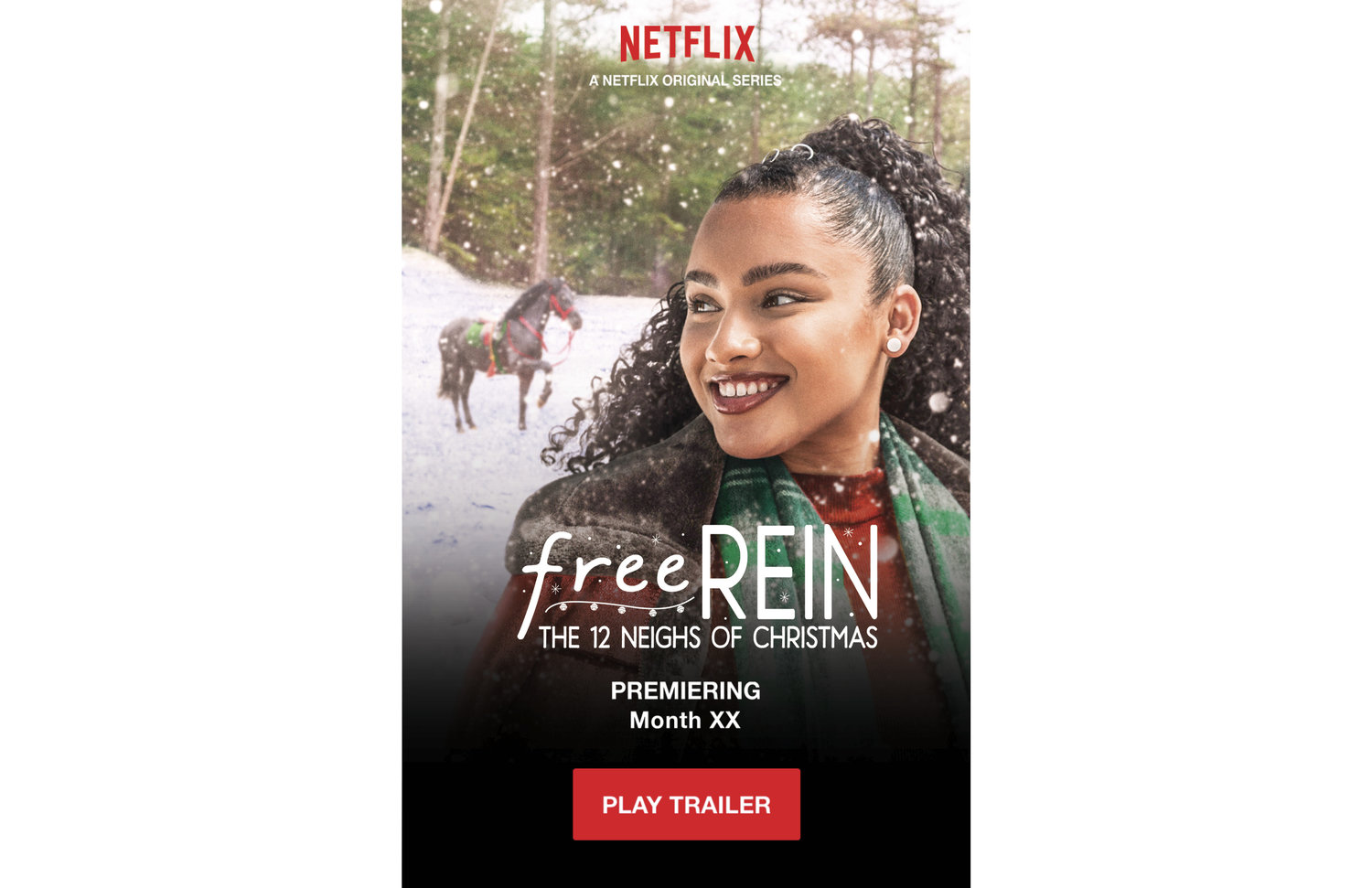 free rein 12 neighs of christmas online