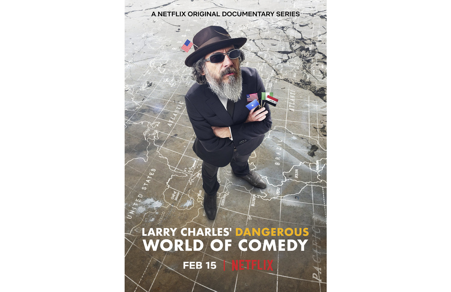 larry charles dangerous world of comedy trailer