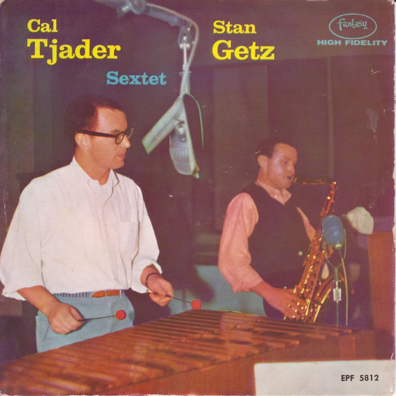 CAL TJADER & STAN GETZ - I'VE GROWN ACCUSTOMED TO HER FACE - 12:46PMAlbum: Cal Tjader-Stan Getz Sextet (1958)Label: Fantasy Records