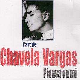 CHAVELA VARGAS - PALOMA NEGRA - 1:17PMAlbum: Piensa en mi (1991)Label: MLP