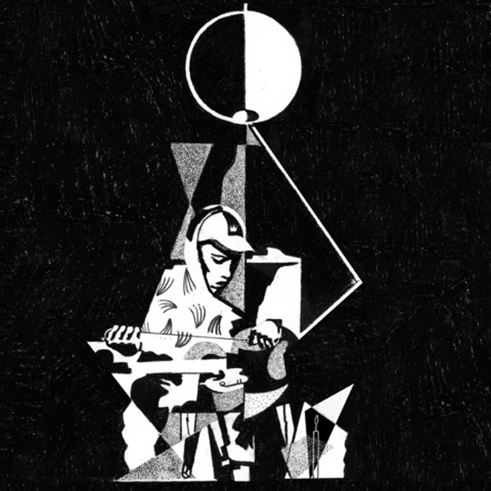 KING KRULE - BABY BLUE (LIVE ON KCRW)  - 1:34PMAlbum: 6 Feet Beneath the Moon (2013)Label: True Panther Sounds