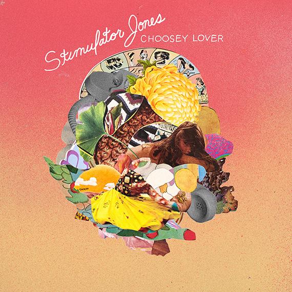 STIMULATOR JONES - CHOOSEY LOVER - Album: Single (2018)Label: Stones Throw Records